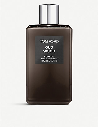 TOM FORD: Oud wood body oil