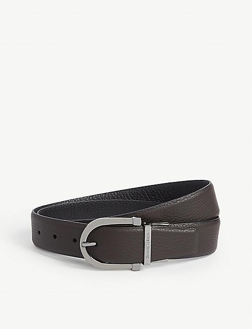 b9b5a555 ERMENEGILDO ZEGNA - Belts - Accessories - Mens - Selfridges ...