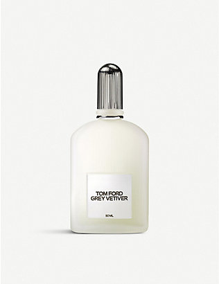 TOM FORD: Grey Vetiver eau de parfum 50ml