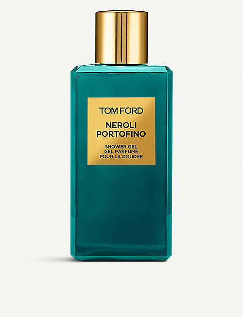 TOM FORD: Neroli Portofino shower gel 250ml
