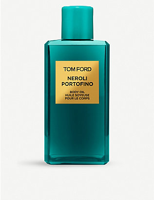 TOM FORD: Neroli Portofino body oil 250ml