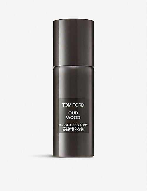 TOM FORD: Oud Wood all-over body spray 150ml