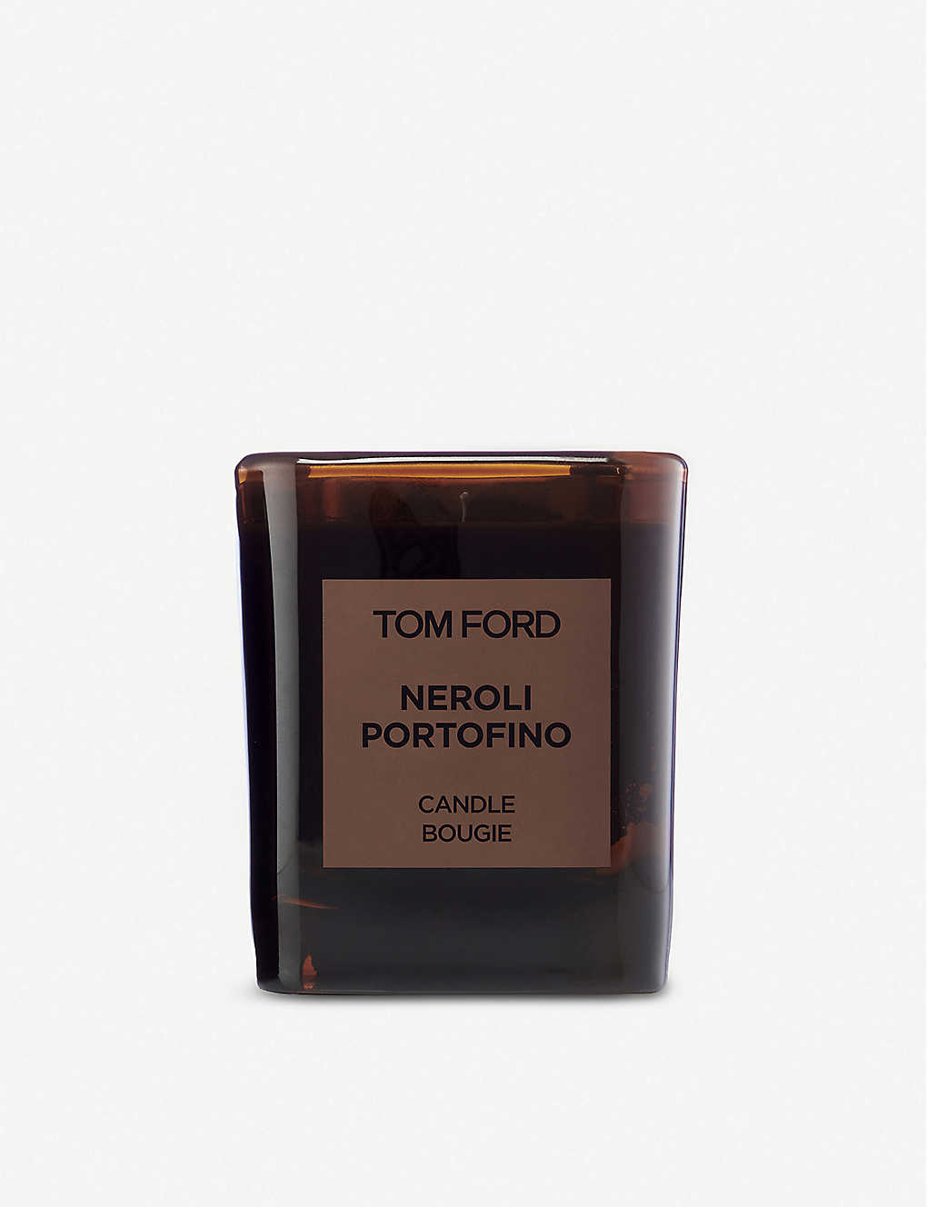 TOM FORD: Neroli Portofino scented candle and cover
