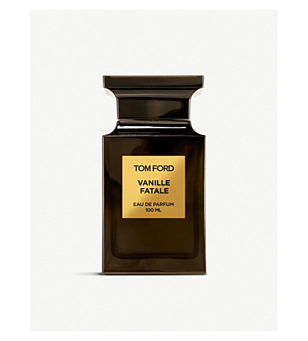 tom ford vanille fatale eau de parfum 100ml. Black Bedroom Furniture Sets. Home Design Ideas