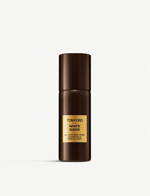 TOM FORD White Suede body spray 150ml
