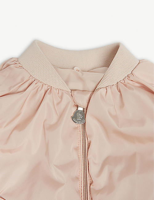 MONCLER Remire swing rain jacket