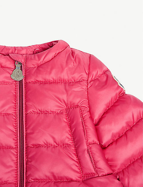 MONCLER Vesle padded jacket 4-14 years
