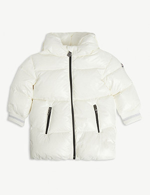 MONCLER Gliere padded jacket 3 months-3 years