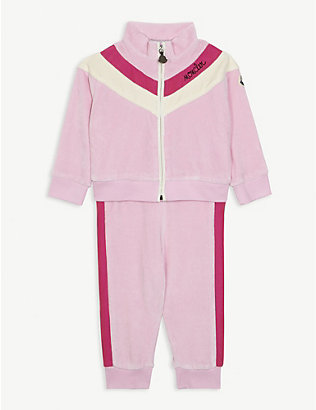 MONCLER: Tracksuit 3-36 months