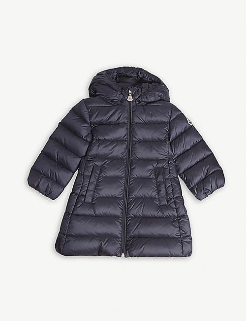 684cc4272 MONCLER New Iraida down-filled padded shell jacket 3-7 years