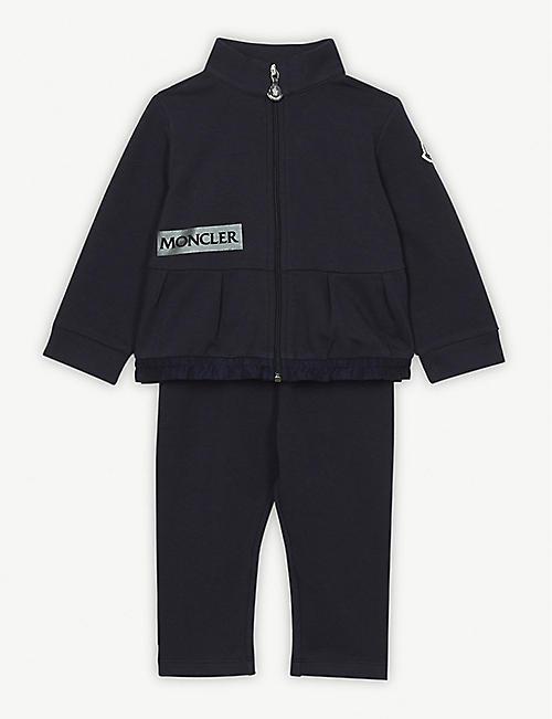 04426f9e1 MONCLER - Coats & jackets - Girls clothes - Baby - Kids - Selfridges ...