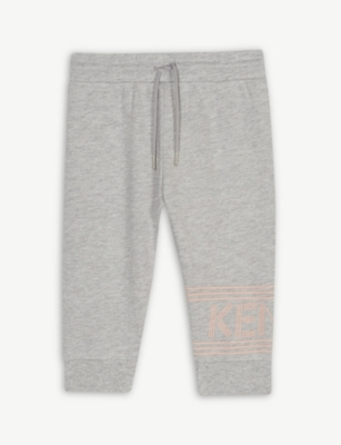 KENZO Cotton jogging bottoms 6 -36 months