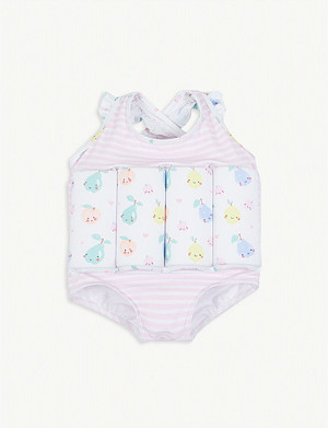 SUNUVA Fruit friends print float suit 1-4 years