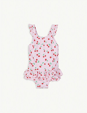 SUNUVA Cherry swimsuit 3-24 months