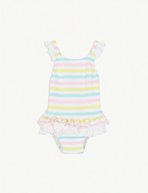 SUNUVA Striped swimsuit 3-24 months