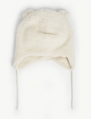 BARTS AL Noa Bear fleece beanie