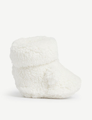 BARTS AL Elisa fluffy faux-fur booties