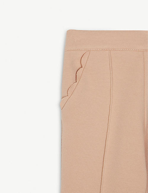 CHLOE Milano scalloped trousers 6-36 months