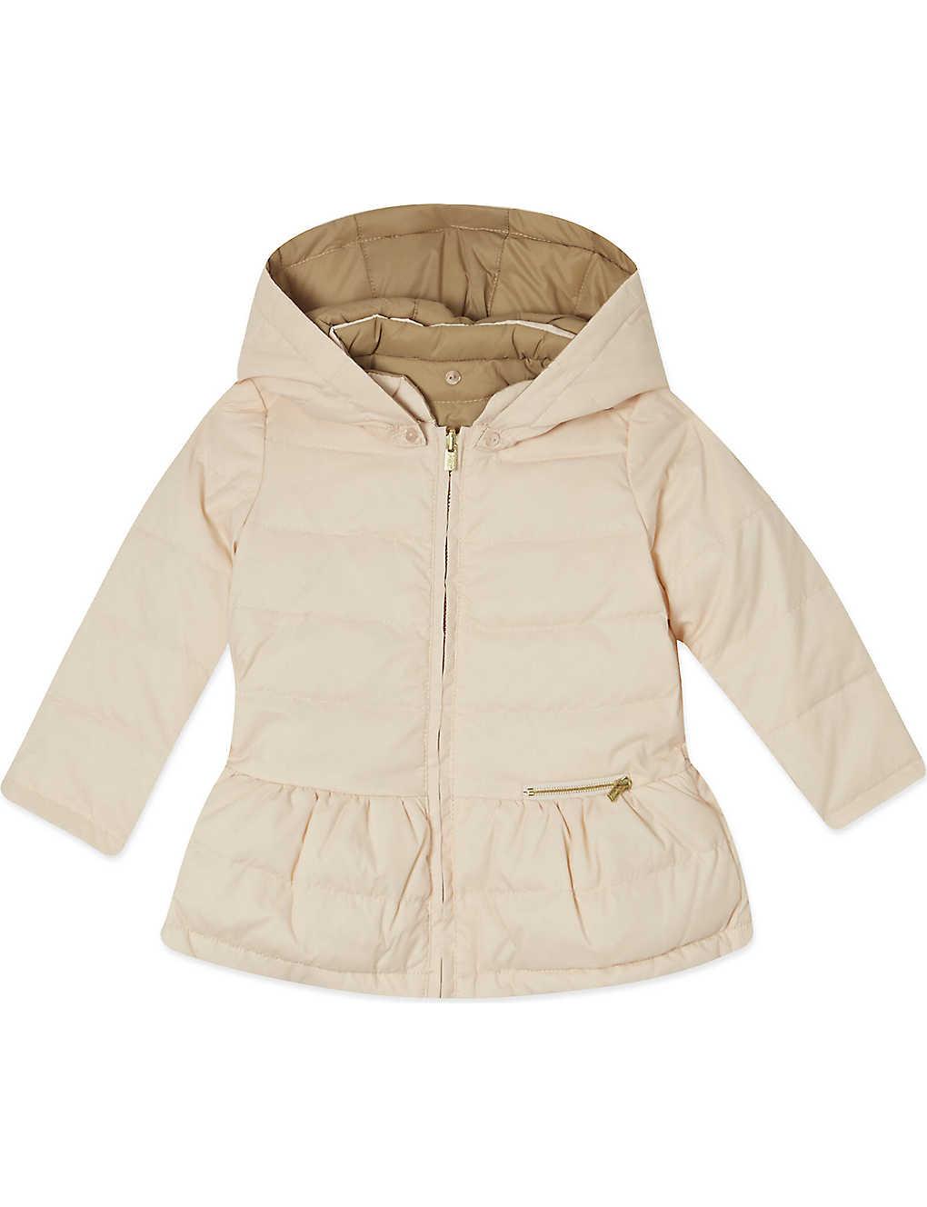 1f5b75ad19 CHLOE - Reversible puffer jacket 6-36 months | Selfridges.com