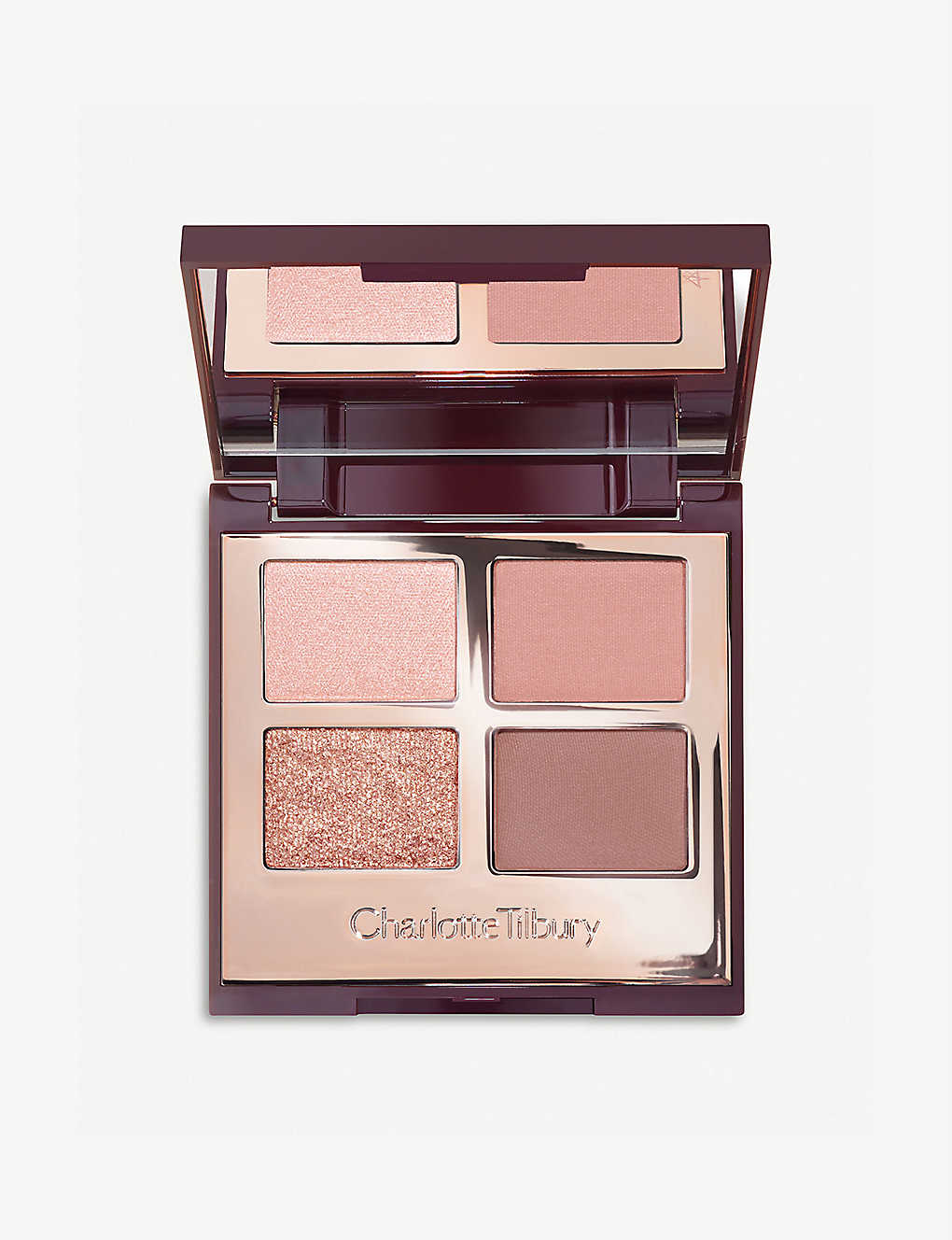 CHARLOTTE TILBURY: Luxury Eyeshadow Palette Pillow Talk