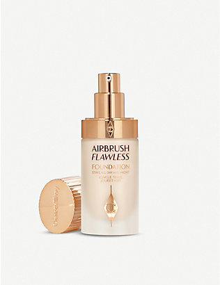CHARLOTTE TILBURY: Airbrush Flawless Foundation