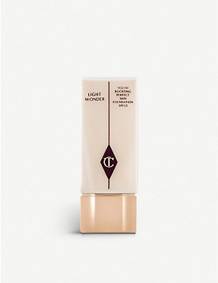 CHARLOTTE TILBURY: Light Wonder Foundation SPF 15 40ml