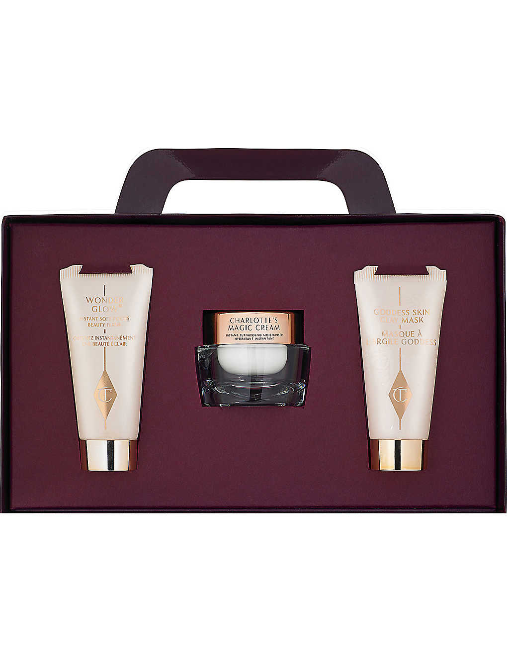 CHARLOTTE TILBURY: The Gift of Goddess Skin Travel Kit