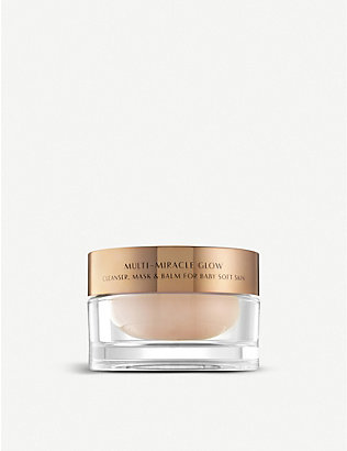 CHARLOTTE TILBURY: Multi-Miracle Glow cleanser, mask & balm