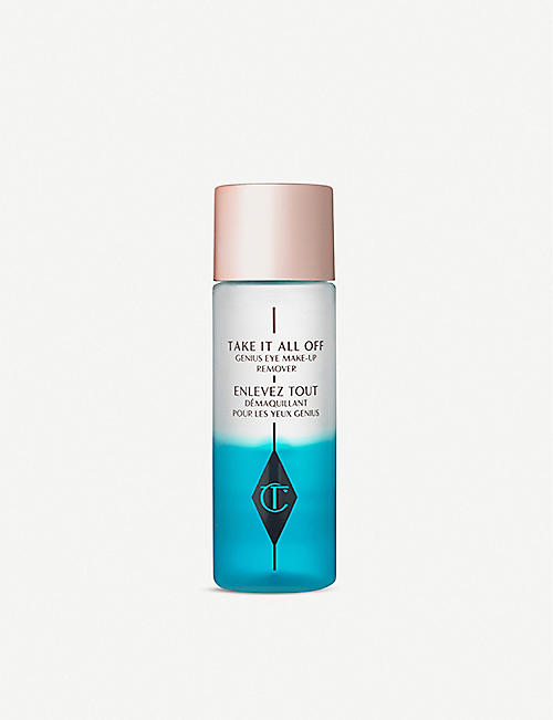 CHARLOTTE TILBURY: Take It All Off eye makeup remover 30ml