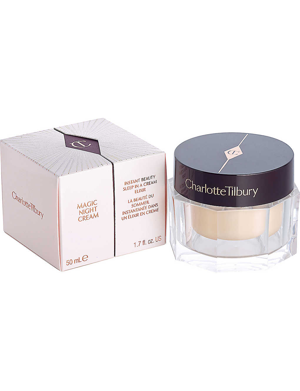 CHARLOTTE TILBURY: Magic Night Rescue Cream 50ml
