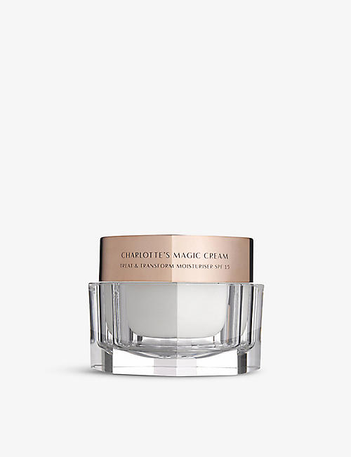 CHARLOTTE TILBURY: Charlotte's Magic Cream Treat & Transform moisturiser SPF 15 50ml