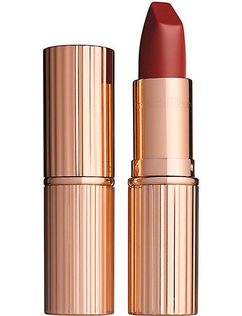 91f675e8ae CHARLOTTE TILBURY Walk Of Shame Matte Revolution Lipstick
