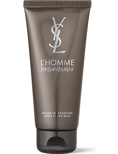 YVES SAINT LAURENT: L'Homme aftershave balm 100ml