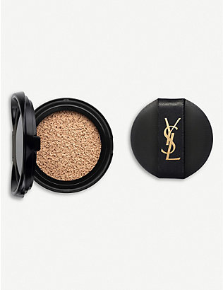 YVES SAINT LAURENT: All Hours Cushion foundation SPF50 refill
