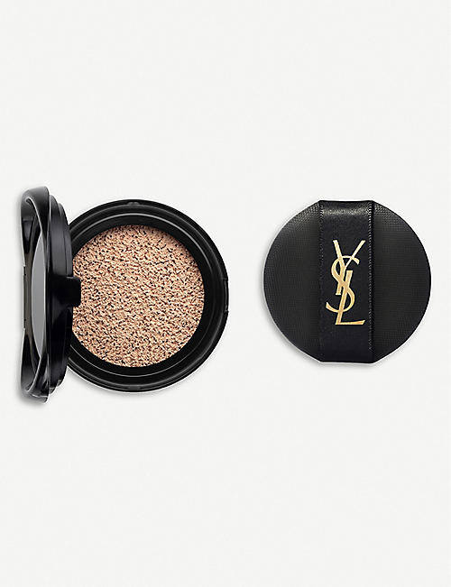 YVES SAINT LAURENT: Fusion Ink Cushion foundation refill SPF23 14g