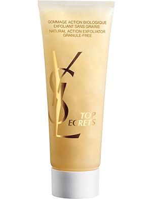 YVES SAINT LAURENT Top Secrets Natural Action exfoliator 75ml
