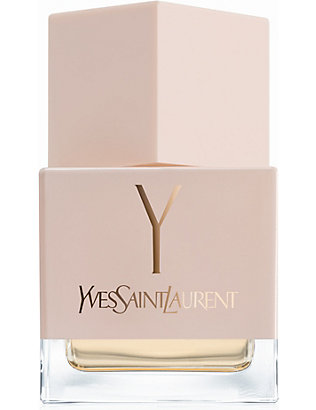YVES SAINT LAURENT: Y eau de toilette spray 80ml