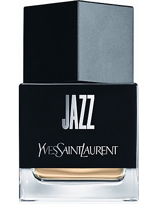 YVES SAINT LAURENT: Jazz eau de toilette 80ml