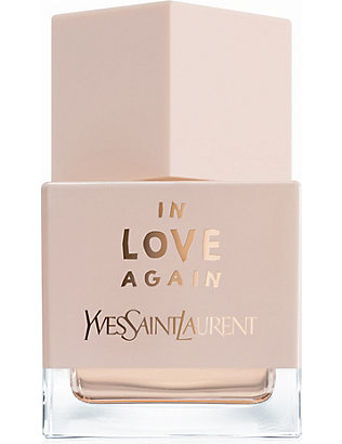 YVES SAINT LAURENT: In Love Again eau de toilette spray 80ml