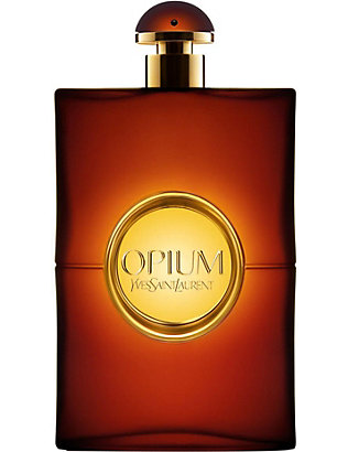 YVES SAINT LAURENT: Opium eau de toilette 125ml