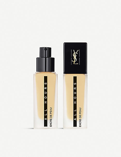YVES SAINT LAURENT All Hours foundation 25ml