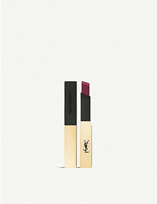 YVES SAINT LAURENT: Rouge Pur Couture The Slim Matte Lipstick