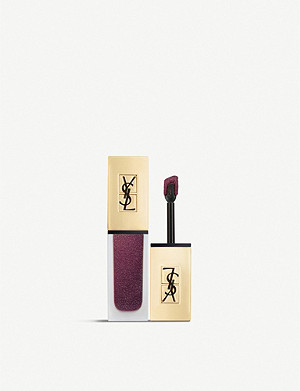 YVES SAINT LAURENT Tatouage The Metallics Stain liquid lipstick 6ml
