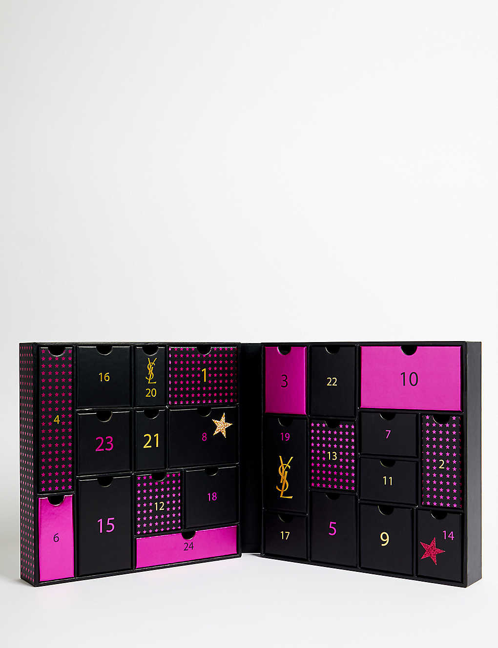 Make the countdown to Christmas even more beautiful with the Beauty Advent Calendar 2019 from Parisian beauty powerhouse
