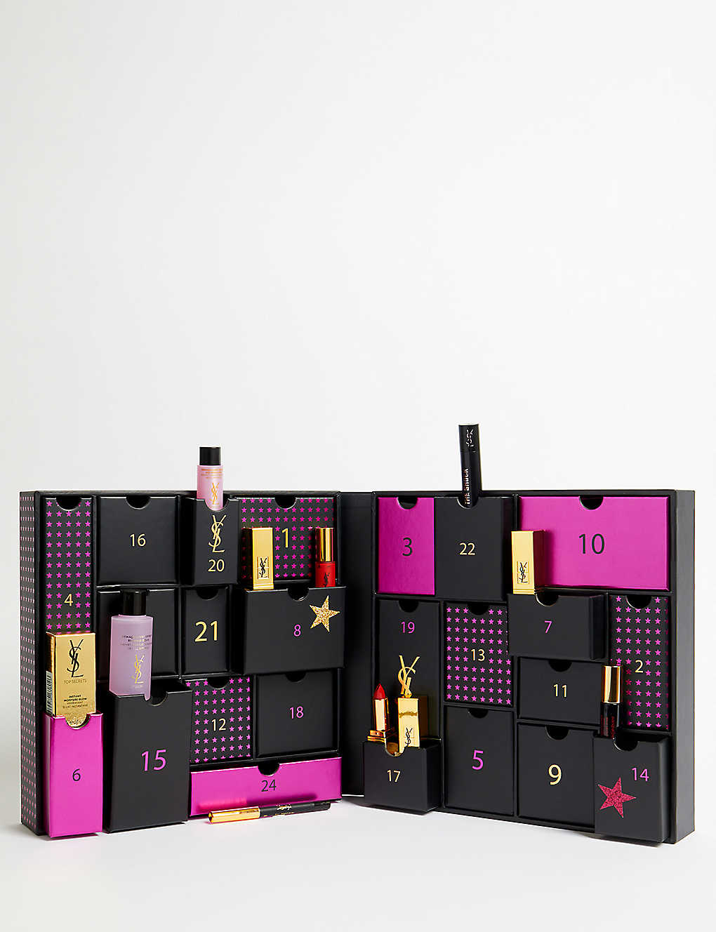 £195YVES SAINT LAURENT Beauty Advent Calendar 2019 @ Selfridges