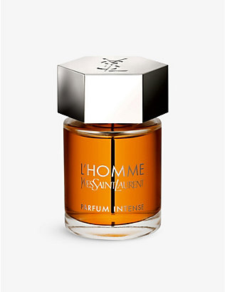 YVES SAINT LAURENT: L'Homme parfum intense