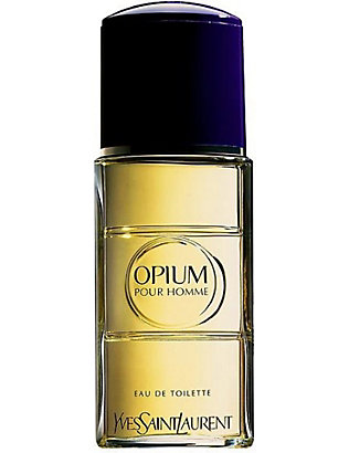 YVES SAINT LAURENT: Opium Homme eau de toilette 100ml