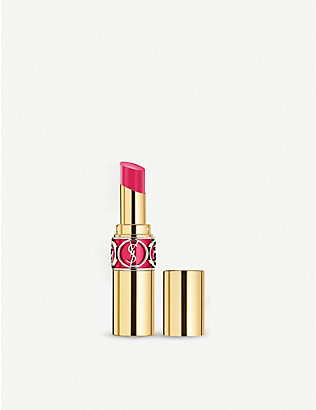 YVES SAINT LAURENT: Rouge Volupté Shine lipstick 4.5g