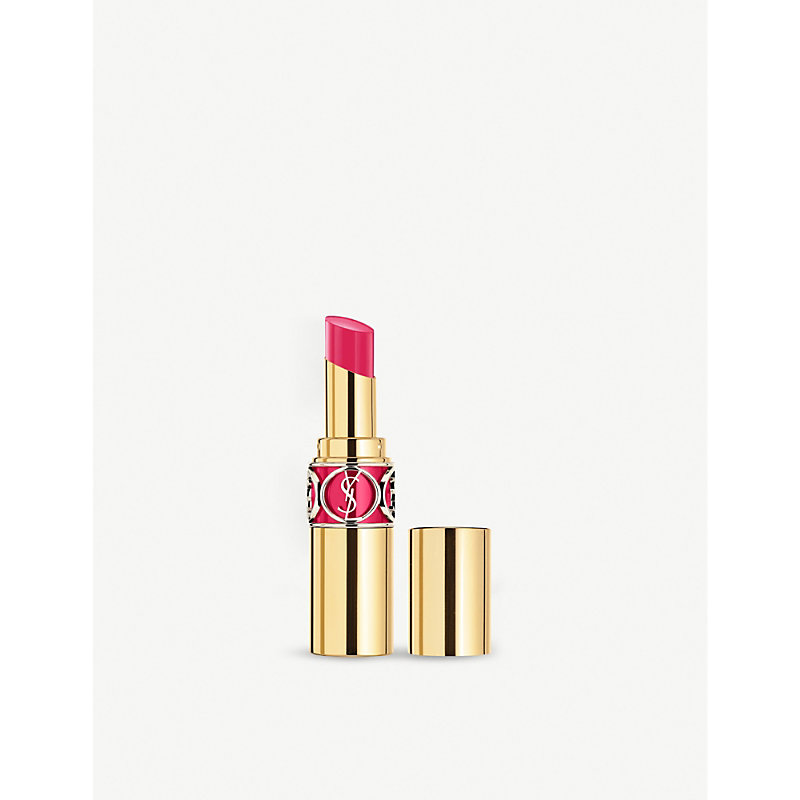 SAINT LAURENT | Yves Saint Laurent Rouge Volupté Shine Lipstick, Women'S, 49 | Goxip