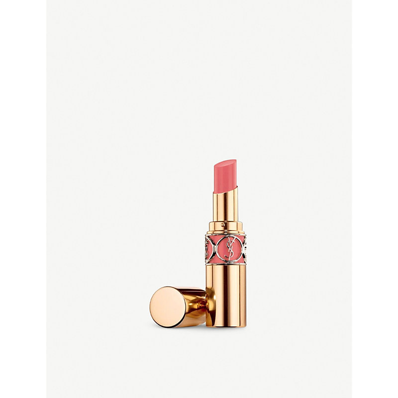 SAINT LAURENT | Yves Saint Laurent Rouge Volupté Shine Lipstick, Women'S, Pink In Paris | Goxip